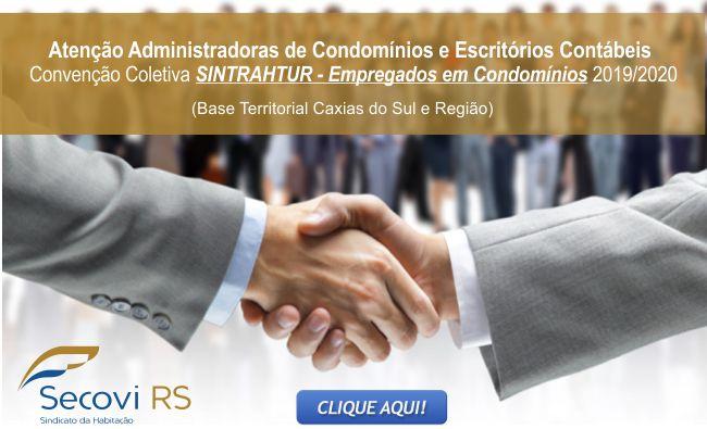 Convenções Coletivas - SINTRAHTUR